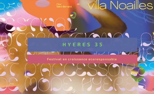 le festival de Hyères en croissance ecoresponsable