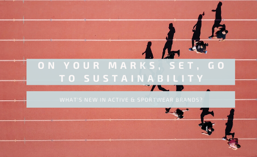 On your marks, set, go to sustainability !