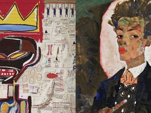 Basquiat /Schiele