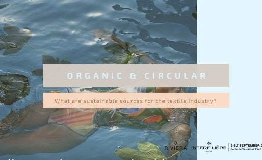 What are sustainable sources for the textile industry?