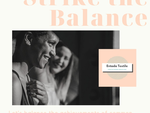 STRIKE THE BALANCE manifesto