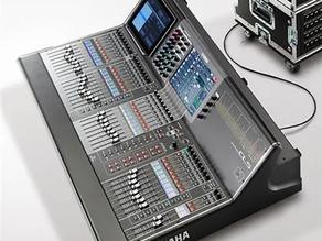 Assistência Técnica Mixers Digitais Yamaha