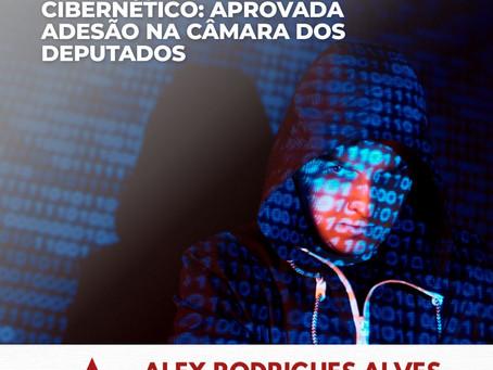Convenção sobre crime cibernético: aprovada adesão na Câmara dos Deputados.