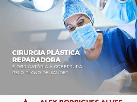 Cirurgia plástica reparadora. É obrigatória a cobertura pelo plano de saúde?