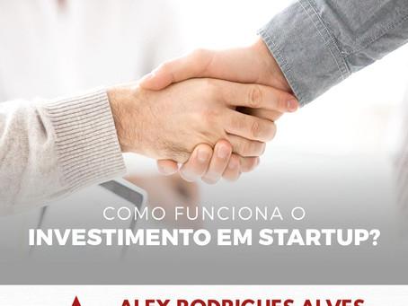 Como funciona o investimento em startup?