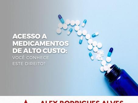 Acesso a medicamentos de alto custo: você conhece este direito?