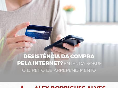 Desistência da compra pela internet? Entenda sobre o direito de arrependimento.