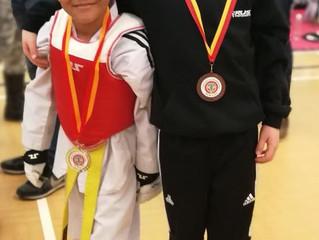 Tournament Success for Rusty Taekwondo!