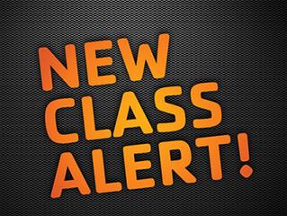 New Friday Class!