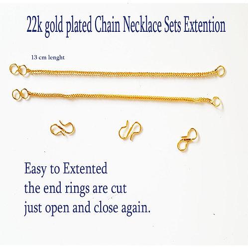 Chain extension 13 cm lenght