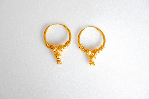 Gold Plated Earring E