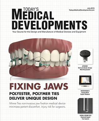 Today's Medical Developments: Fixing Jaws