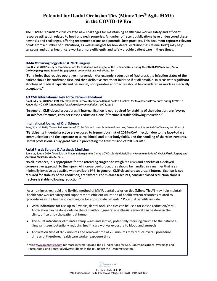 Minne Ties COVID-19 White Paper FINAL[2]