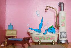 Sbop au bain - Available in shop