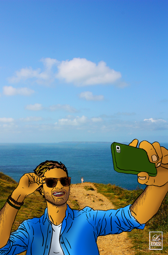 Selfie - Normandie - Available in shop