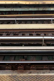 Lignes de rails (40€)