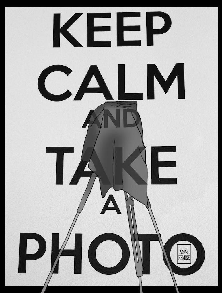 Mise en abîme photographique - Available in shop