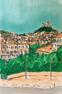 Marseille, Bonne Mère