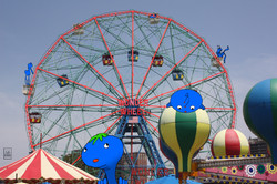 Wonder Wheel - Coney Island, NYC - Available in shop