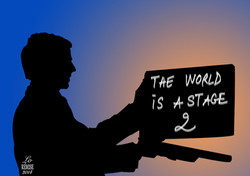 The world is a stage #2