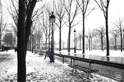 Glissade - Paris