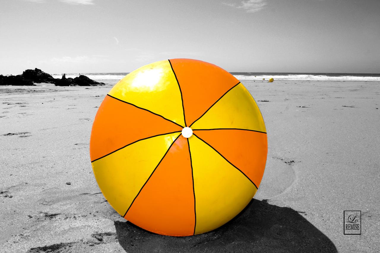 Ballon bouée - Normandie
