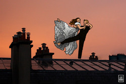 Dansons sur le toit - Paris - Available in shop