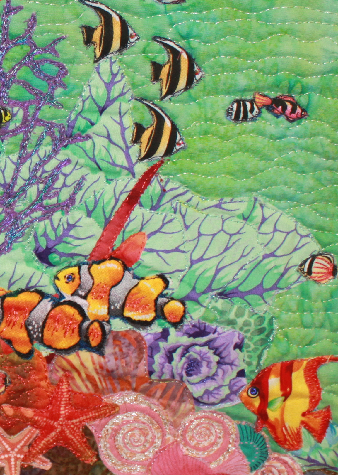 2-AinB016 quilt17 Morphis  Sea life-cropped thumbnail