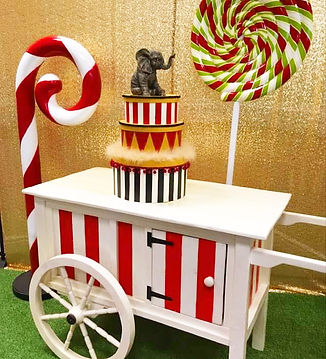 Candy Cart Sweetie Cart