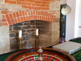 Our First Fun Casino held in a Church!