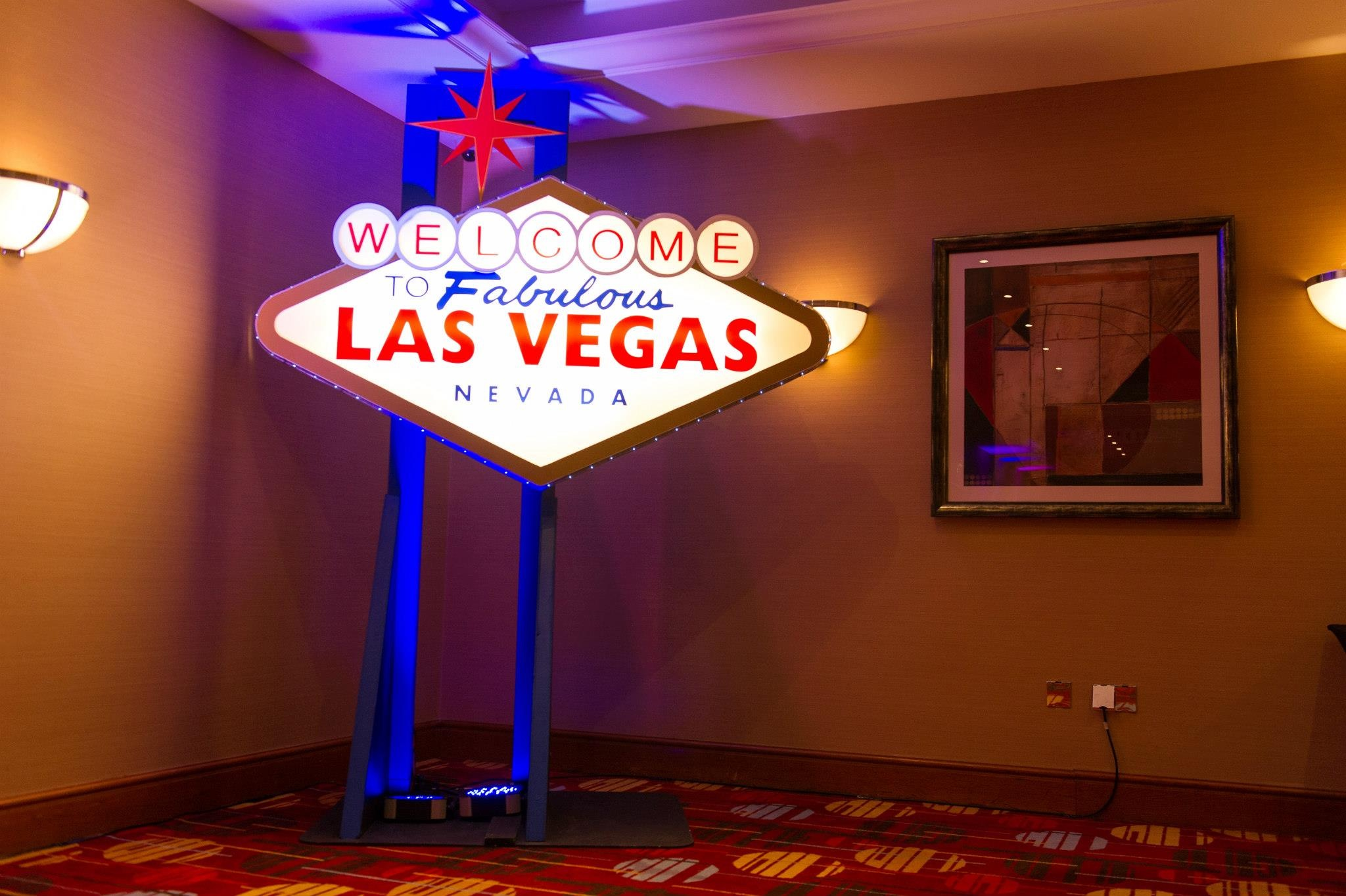 Las Vegas Sign Hire