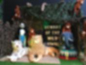 Budget Jungle Safari Children's Birthday