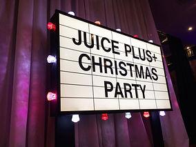 Juice Plus Christmas Party