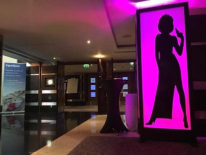 Casino Royale Hire London