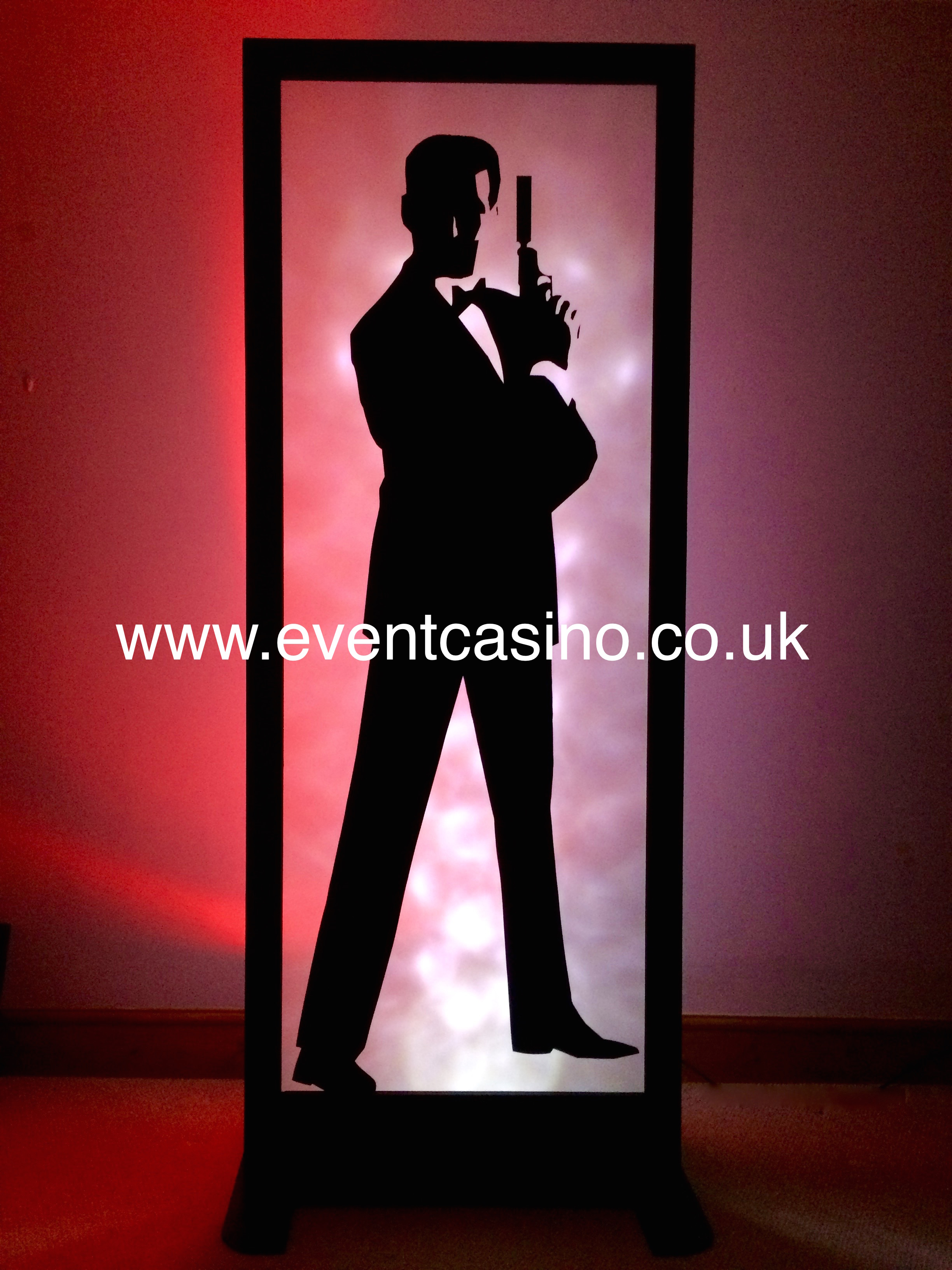 James Bond Prop Hire
