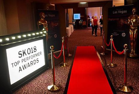 corporate awards and presentations produ