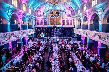 Oxford Town Hall MBA Ball 2018