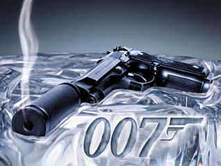 007 Themed Party, Central London 3/9/2015