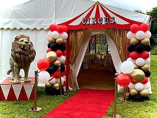 Circus Entranceway