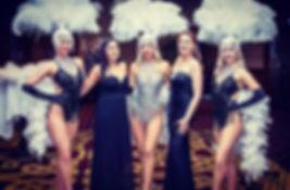 Las Vegas Showgirl Hire cardiff
