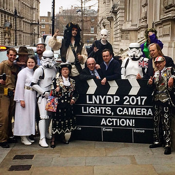 London New Year's Day Parade 2017