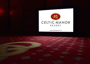 Celtic Manor Prop Hire Events.