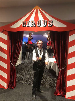 Circus Party Entrance Hire