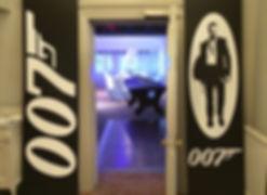 James Bond Spectre Prop