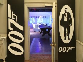 007 Themed Fun Casino, The Grange, Mercure Bristol North 26/9/15