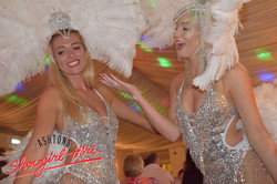 Vegas Style Showgirl Hire in London