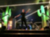 Giant Cactus Prop Hire