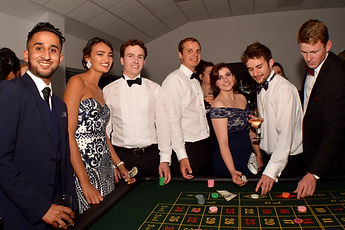 Corporate casino Entertainment in cardiff