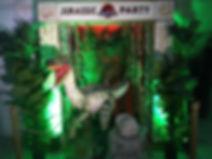 dinosaur jurassic party
