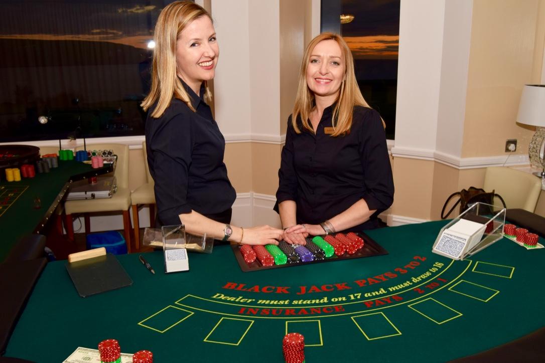 Wales Casino Hire